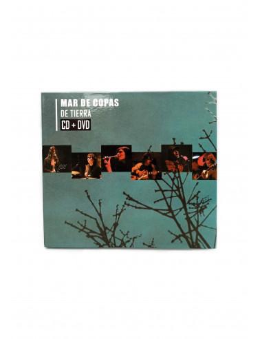 CD + DVD DE TIERRA