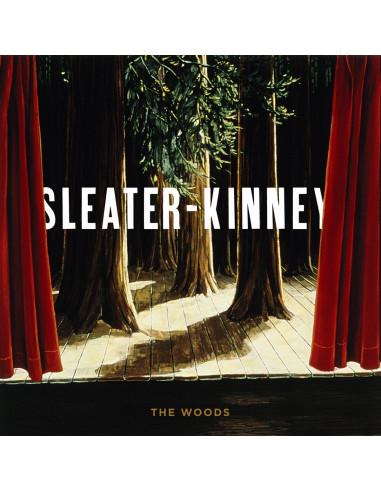 Disco de vinilo Sleater Kinney - The...