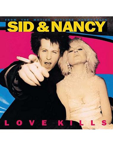 Disco de vinilo Soundtrack - Sid & Nancy