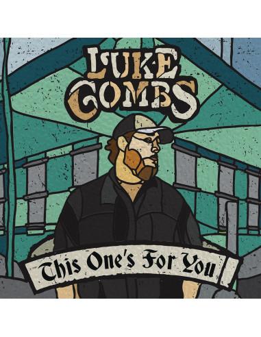Disco de Vinilo Luke Combs - This...