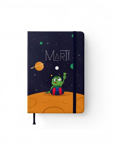 Cuaderno Empastado Marti