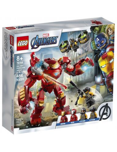76164 Hulkbuster De Iron Man Vs....