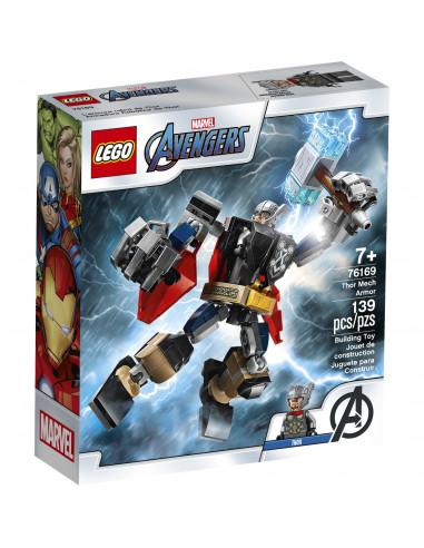 76169 Armadura Robótica De Thor