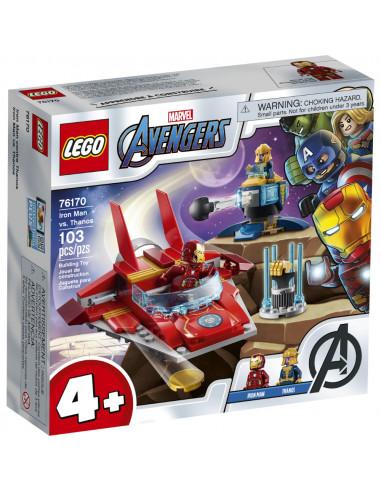 76170 Iron Man Vs Thanos