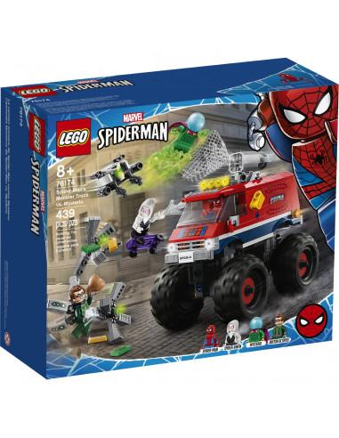 76174 Monster Truck De Spider-Man Vs....