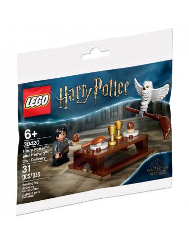 30420 Harry Y Hedwig Lechuza Repartidora