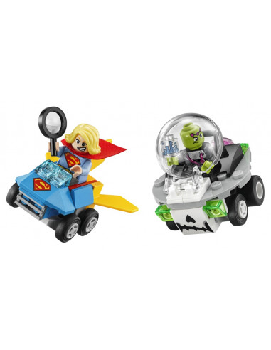 76094 Mighty Micros: Supergirl Vs....