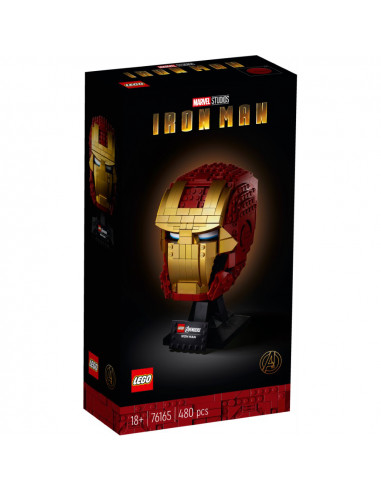 76165 Casco De Iron Man