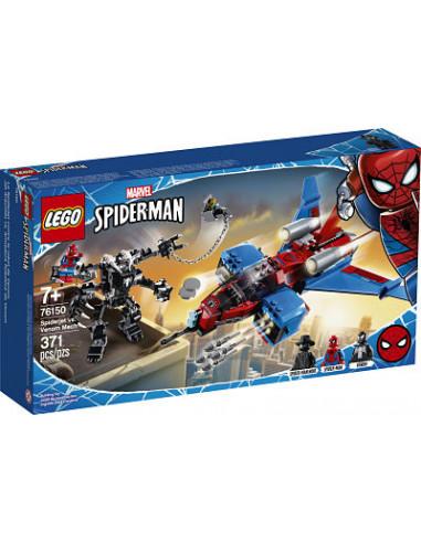 76150 El Jet De Spiderman