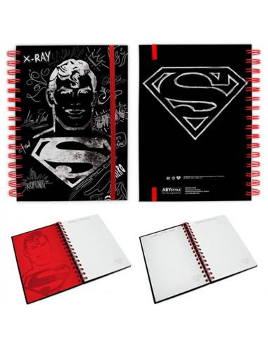 DC COMICS - NOTEBOOK GRAPHIC SUPERMAN