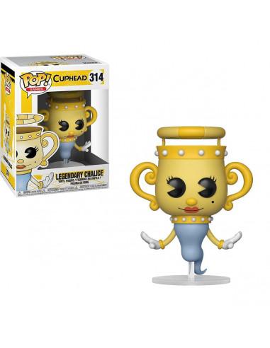 POP  GAMES CUPHEAD S1 - LEGENDARY...