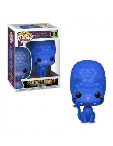 POP ANIMATION SIMPSONS S3 PANTHER MARGE