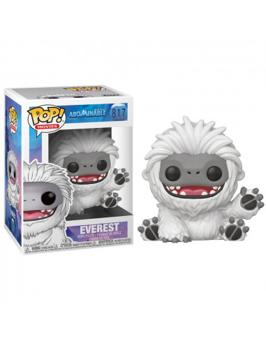 POP MOVIES ABOMINABLE S1 EVEREST