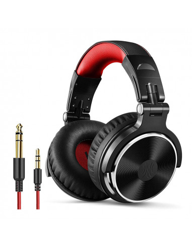 ONEODIO PRO-10 RED BLACK WIRED...