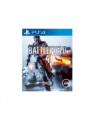 BATTLEFIELD4 PS4 - CHILE