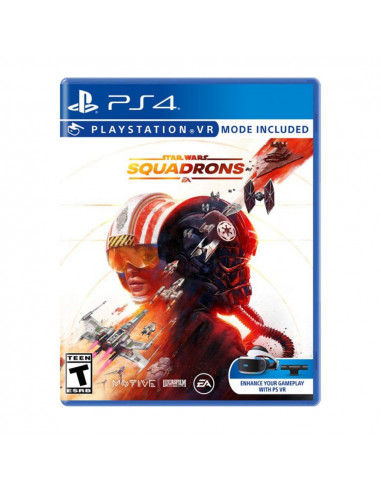 SQUADRONS MX ROLA PS4 MX PG STANDARD...