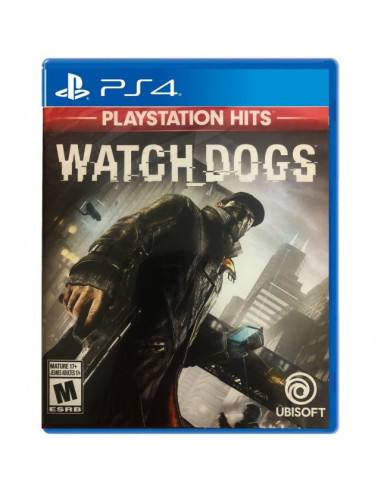 WATCH DOGS PS4 - US PS HITS