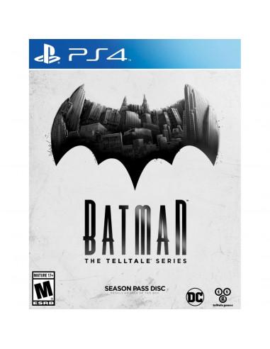 BATMAN - THE TELLTALE SERIES  PS4