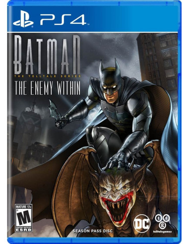 BATMAN: THE ENEMY WITHIN- TELLTALE  PS4