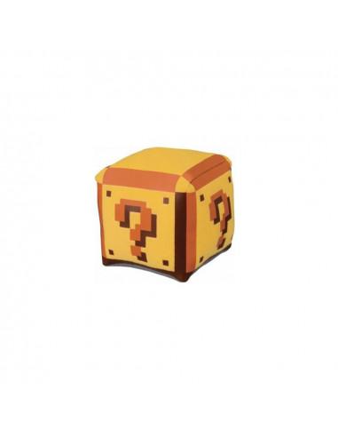 "SUPER MARIO 30TH COIN BOX 5"" PLUSH"