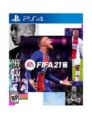FIFA 21 ROLA PS4 MX PG STANDARD - PS4